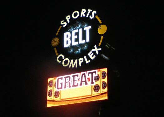 Belt Sports Complex